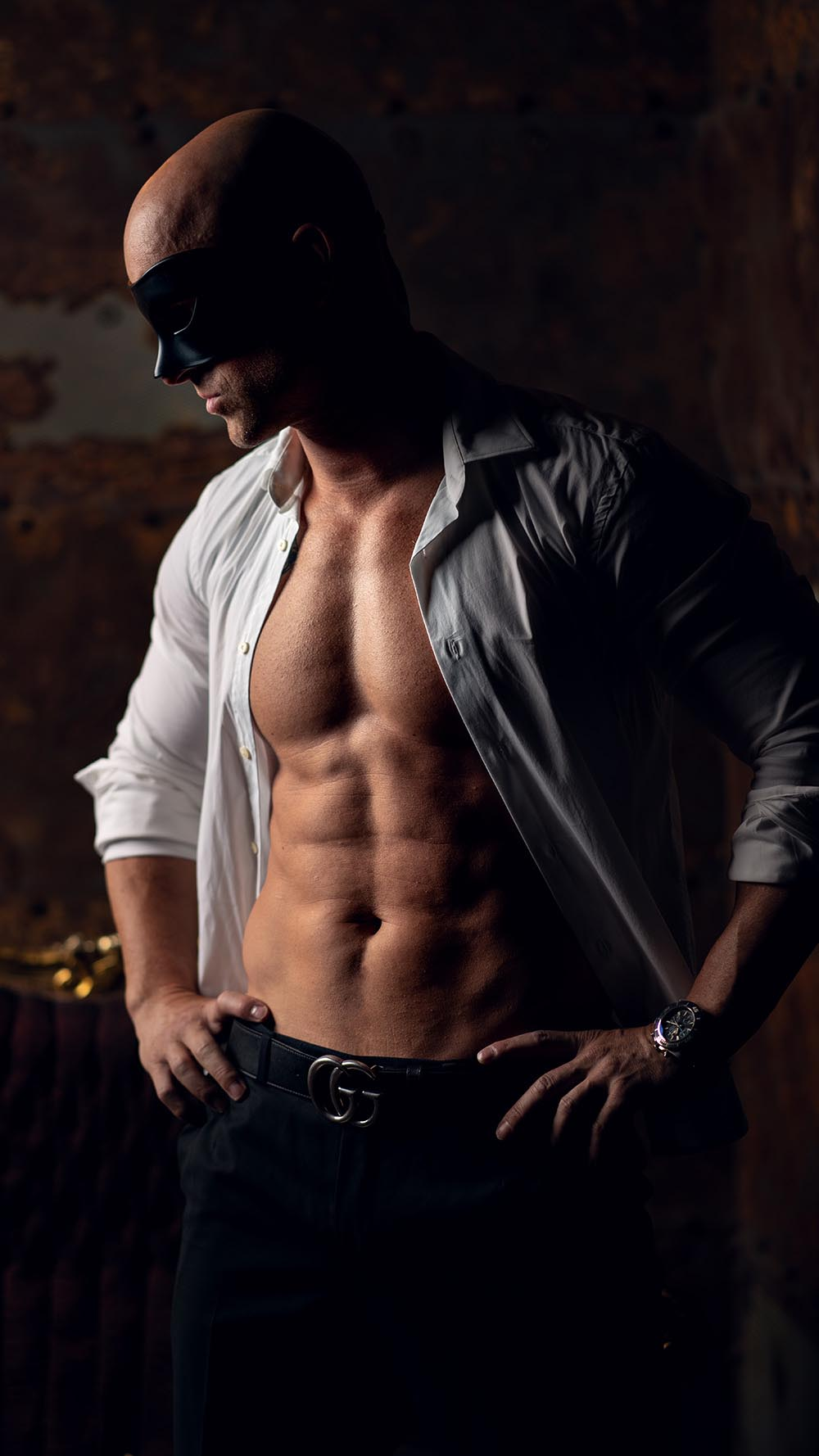 Shades of Grey mit Stripper CHRIS aus Wien